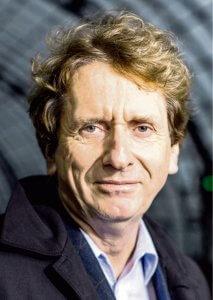 Umweltchemiker Michael Braungart