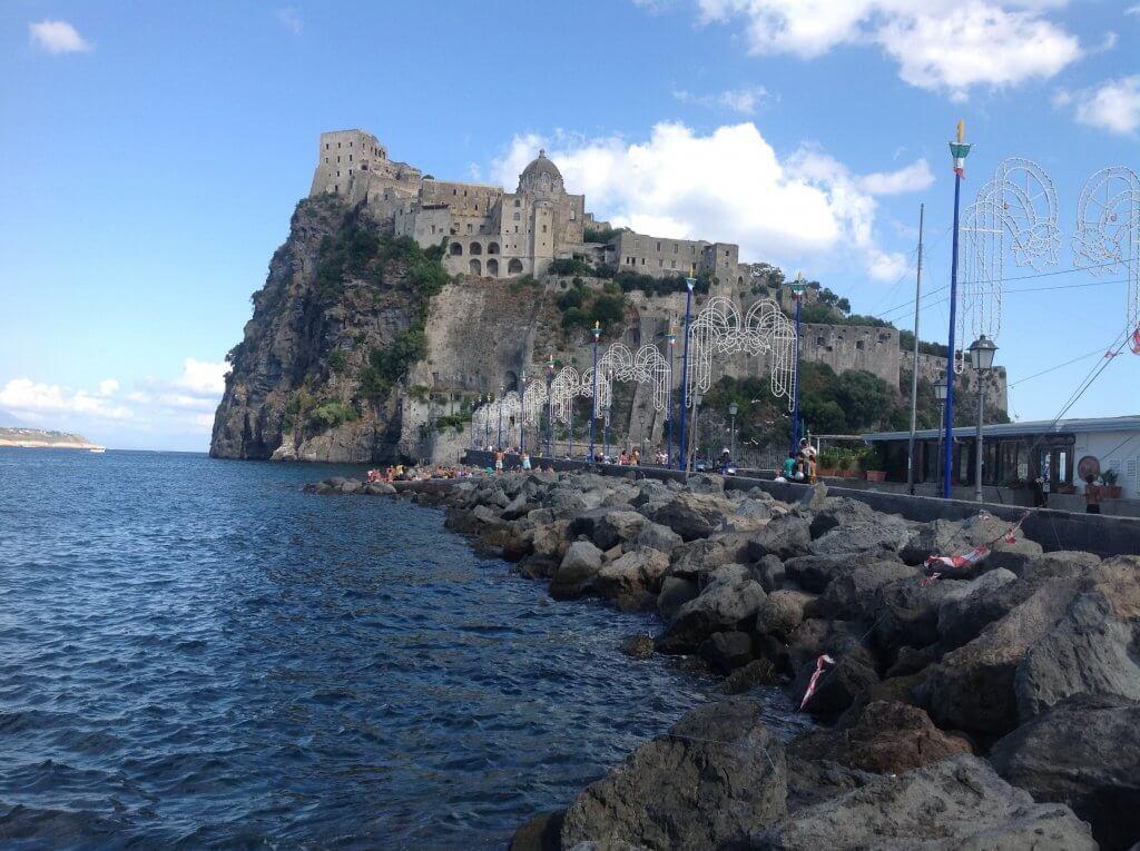 Amalfiküste - Ischia