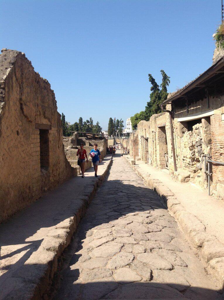 Pompej - Herculaneum